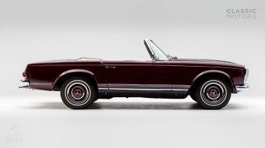 1965-Mercedez-Benz-230-SL-Maroon-113042-10-0101396-Studio_004