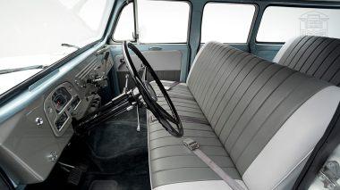 1967 FJ45-26319 Capri Blue White WP-009