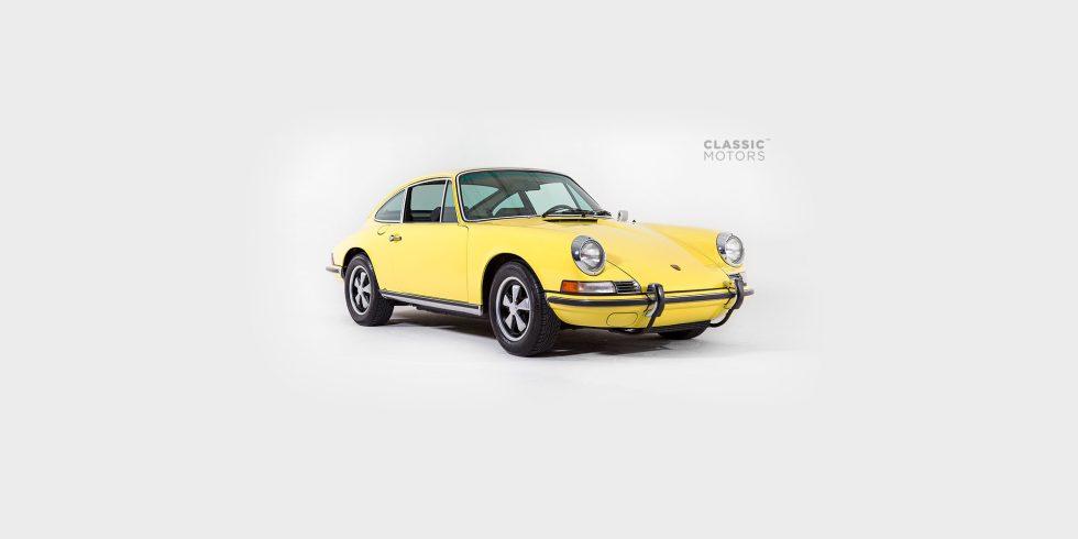 Porsche 911 T Juan Rivas