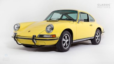 1972-Porsche-911T-Yellow-9112100826-Studio_001