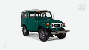1978-Toyota-Land-Cruiser-FJ40-Rustic-Green-FJ40-273743-Studio_001