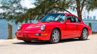 1989-Porsche-964-Carrera-4-Guards-Red-WP0AB092KS45031-Outdoors_002