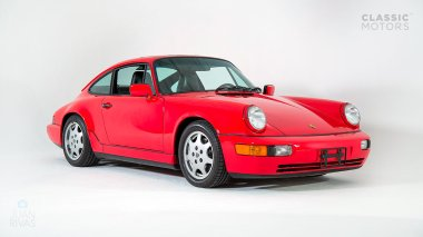 1989-Porsche-964-Carrera-4-Guards-Red-WP0AB092KS45031-Studio_001