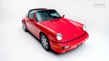 1991-Porsche-964-Carrera-2-Targa-Guards-Red-P0BB2964MS440108-Studio_008