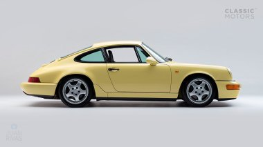 Straat-Automobile-1992-Porsche-964-RS---Limone-Yellow-WPOZZZ96ZN490974-Studio-002