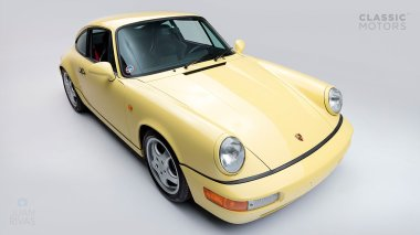 Straat-Automobile-1992-Porsche-964-RS---Limone-Yellow-WPOZZZ96ZN490974-Studio-008
