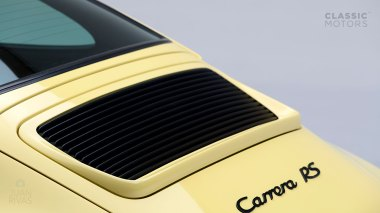 Straat-Automobile-1992-Porsche-964-RS---Limone-Yellow-WPOZZZ96ZN490974-Studio-011