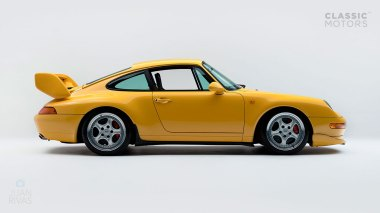 1995-Porsche-993-RS-Yellow-RS-WP0ZZZ99ZTS390331-Studio-2